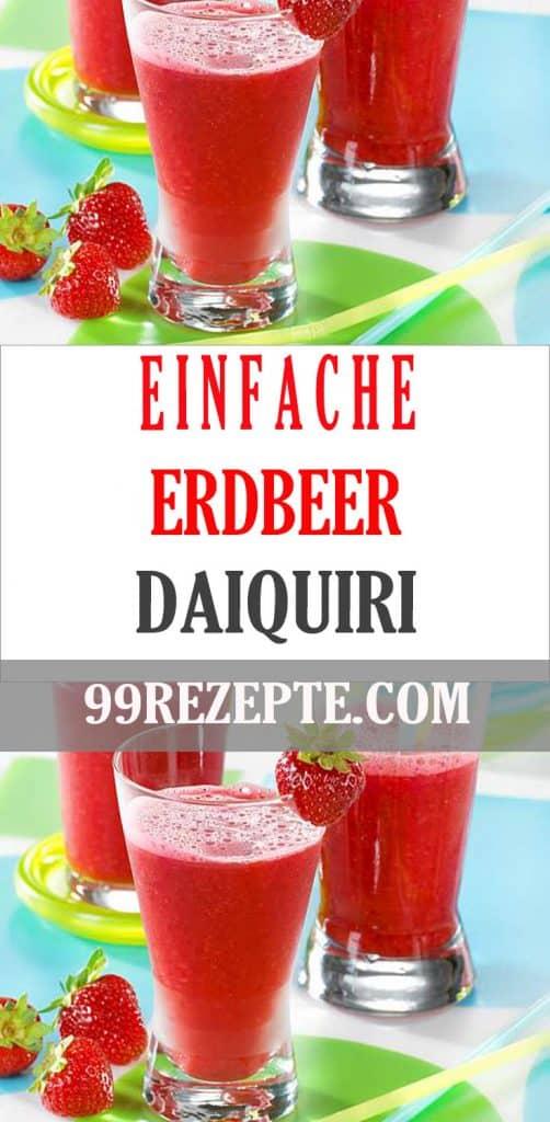 erdbeer daiquiri 99 rezepte